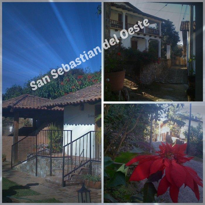 Town San Sebastian del Oeste
